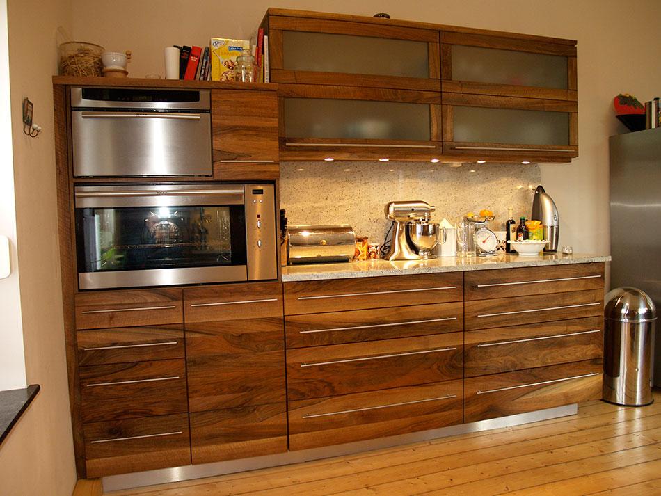 Küchen - Tischlerei am Hof - Massivholzbau: Treppen, Türen, Küchen ... | {Küchen türen 3}
